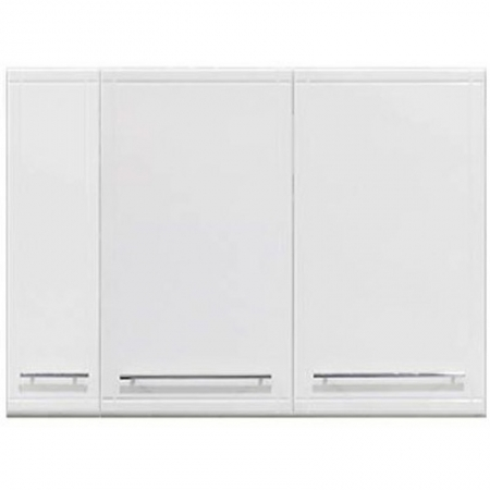 Шкаф над стиральной машиной с сушилкой Vod-ok 1100 Белый