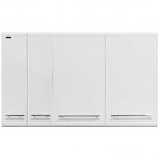 Шкаф над стиральной машиной с сушилкой Vod-ok 1300 Белый