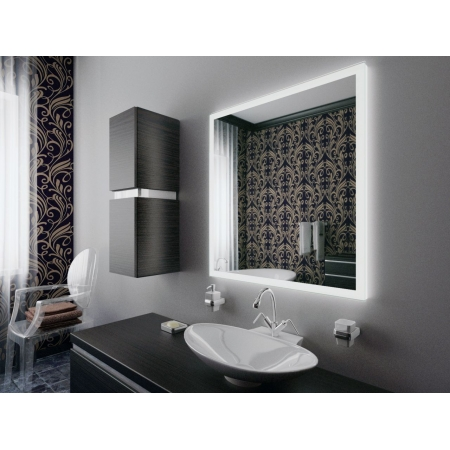 Зеркало для ванной комнаты с подсветкой Forum Murano 60*80 см