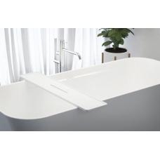 Полка для отдельно стоящей ванны Cezares Titan-Slf