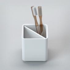 Стакан для зубных щёток Cezares Titan-Tum