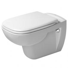 Комплект подвесного унитазаDURAVIT D-CODE крышка-сиденье SoftClose)